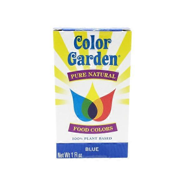 Color Garden Natural Blue Food Coloring (1 oz) from Whole Foods ...