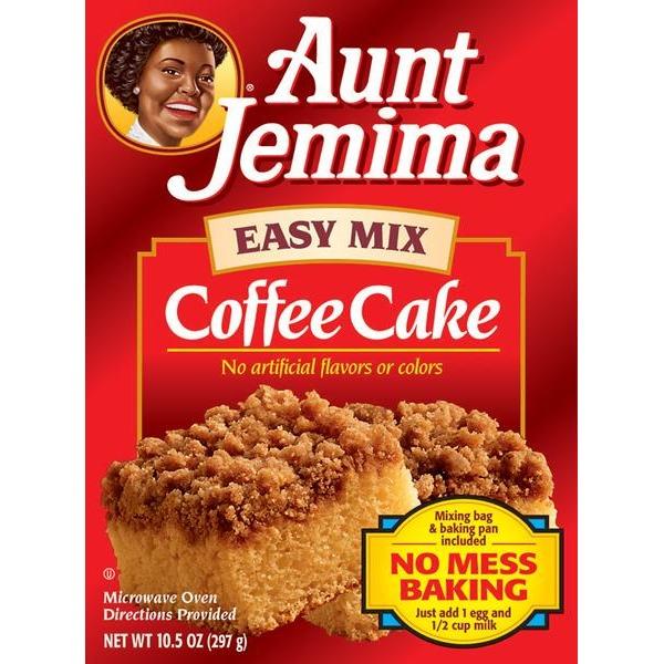 Aunt Jemima Coffee Cake Ez Mix 10 5 Oz From Hy Vee Instacart