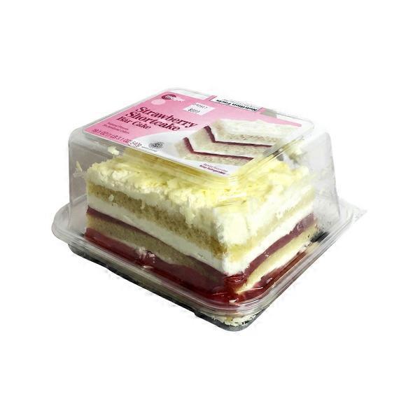 Magnificent Meijer Bar Cake 19 1 Oz Instacart Funny Birthday Cards Online Elaedamsfinfo