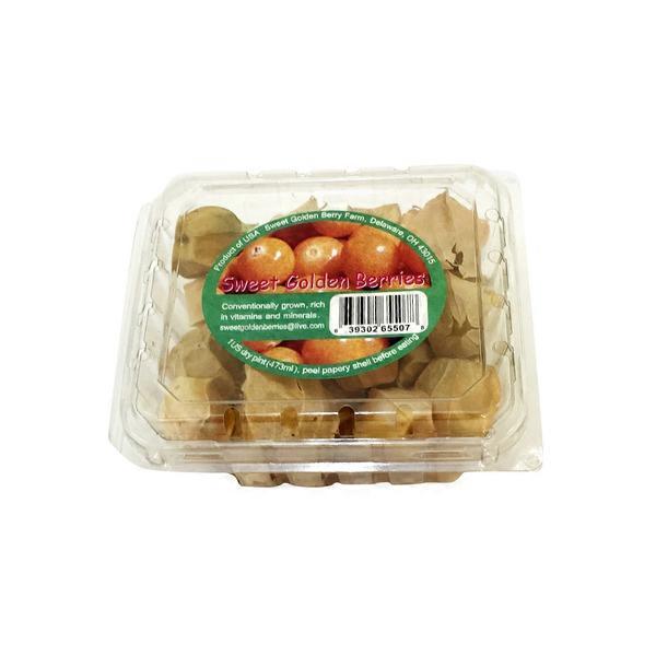 Produce Organic (In General) Sweet Golden Berry Cv