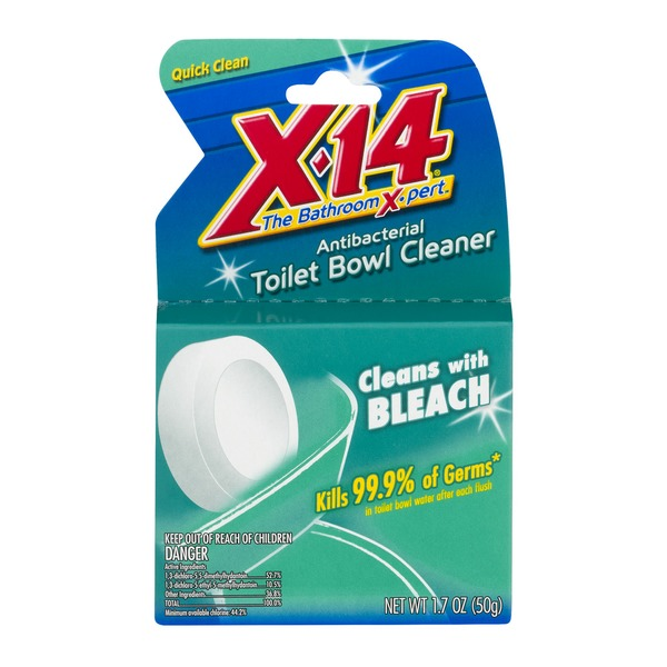 X-14 Toilet Bowl Cleaner from Giant Food - Instacart
