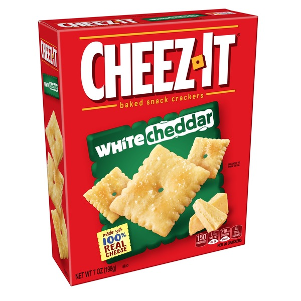 a21d0a498f57 crackers cheese at Schnucks - Instacart