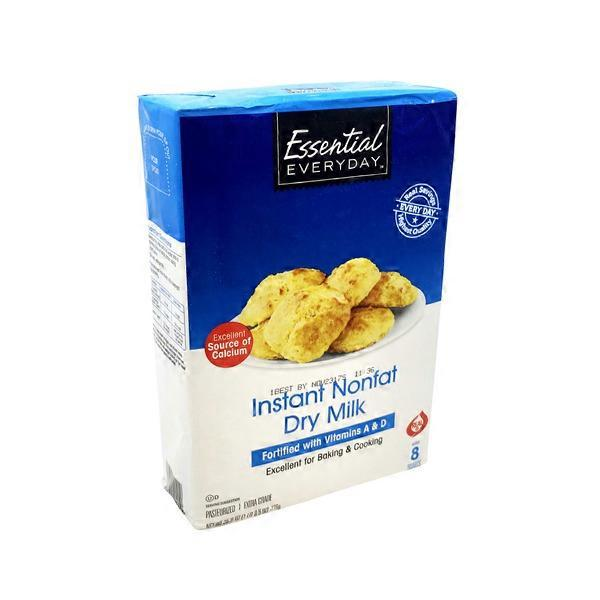 Essential Everyday Instant Nonfat Dry Milk (25 6 oz) from