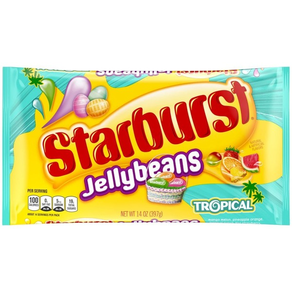 Awesome Starburst Jellybeans Tropical Each From Wegmans Instacart Squirreltailoven Fun Painted Chair Ideas Images Squirreltailovenorg