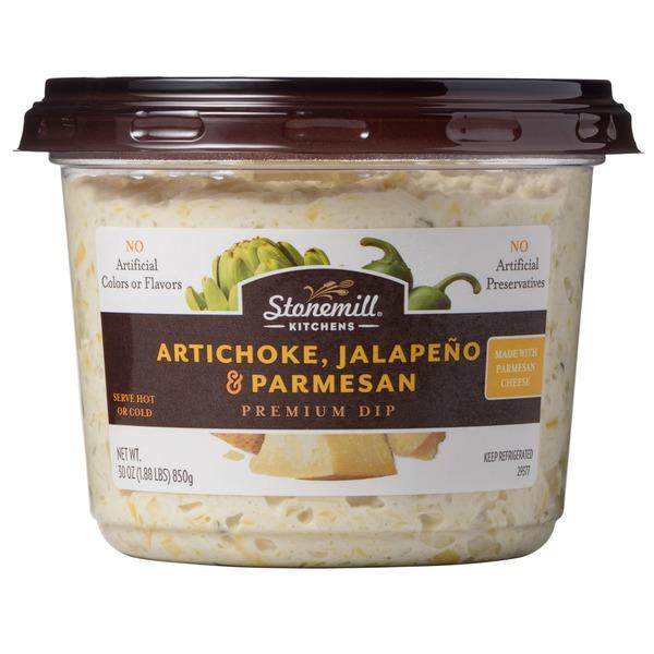 Stonemill Kitchens Artichoke \u0026 Jalapeno Dip (30 oz) from