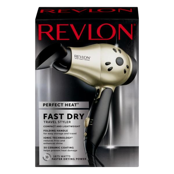 Revlon Fast Dry Hair Dryer 1 Ct From King Soopers Instacart