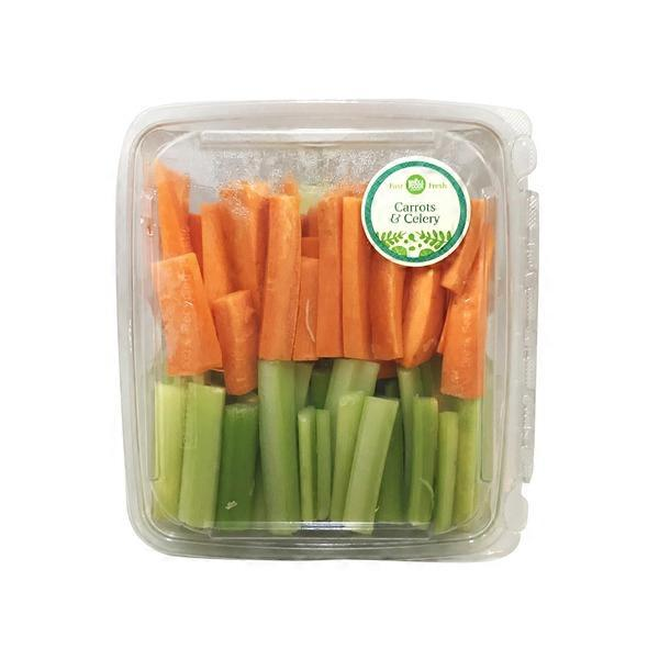Whole Foods Market Carrot And Celery Sticks