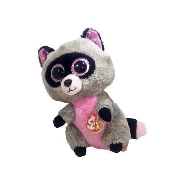 4e54bdefa9c Ty Rocco the Raccoon Beanie Buddy from Vons - Instacart