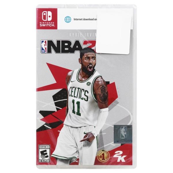 Nba 2 K NBA 2K18 (1 each) from Meijer - Instacart