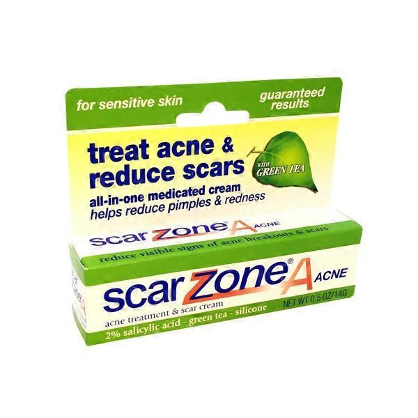Scar Zone Acne Treatment & Scar Cream (0 5 oz) from Kroger