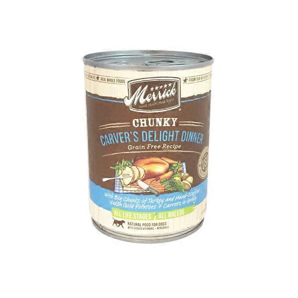 Merrick Chunky Carver's Delight Dinner With Big Chunks Of