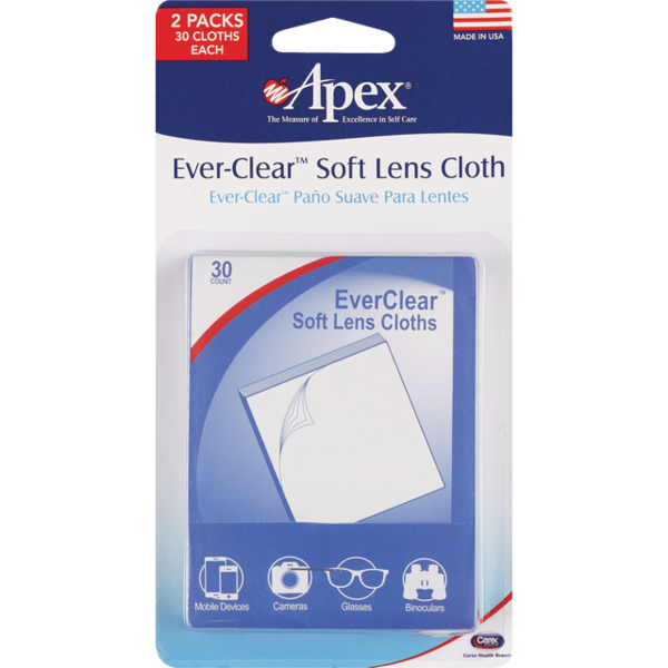 3fa5e1b732 Apex Lens Cloth (30 ct) from Safeway - Instacart