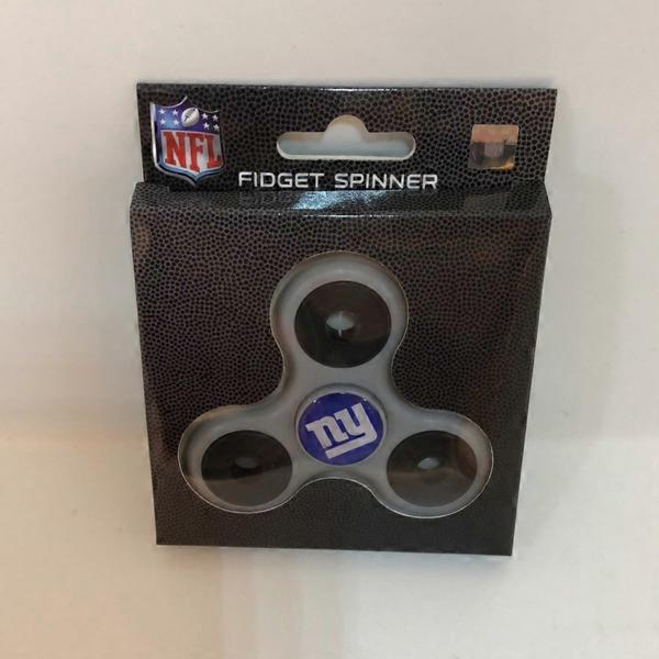 Wholesale Aminco New York Giants NFL 3 Prong Fidget Spinners (each) from  free shipping