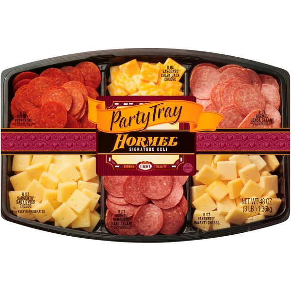 Hormel Signature Deli Party Tray (3 lb) from BJ's Wholesale Club