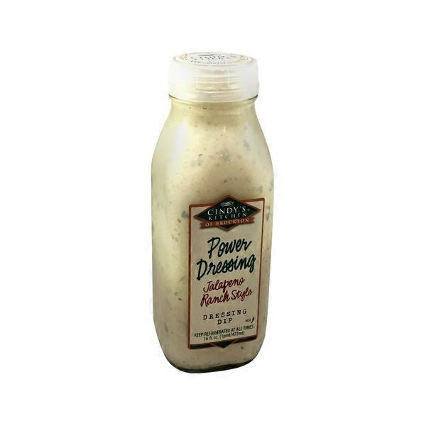 Cindy\'s Kitchen Jalapeno Ranch Style Power Dressing (16 fl oz) from ...
