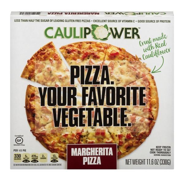 Caulipower Cauliflower Pizza Margherita From Giant Food Stores