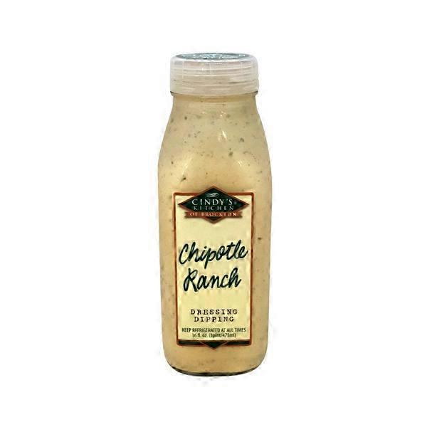 Cindy\'s Kitchen Of Brockton Chipotle Ranch Dressing & Dip from Whole ...
