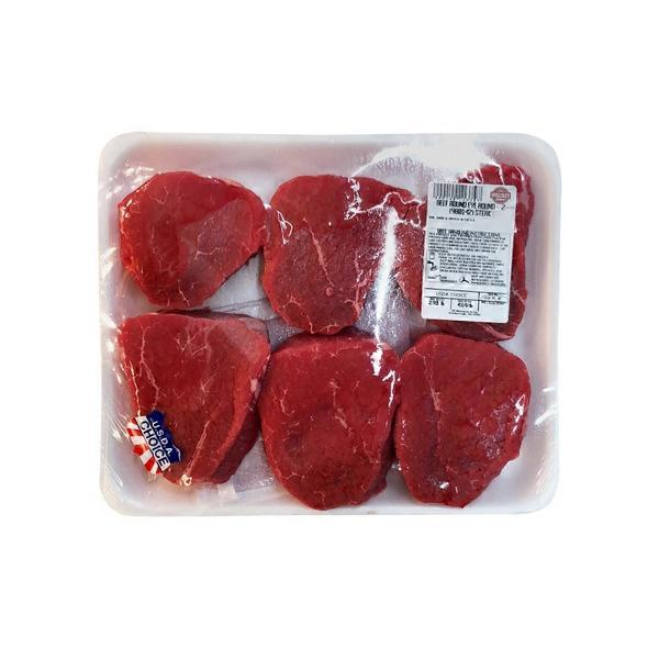 BJ's Sliced Beef Round Eye Round (per lb) from BJ's Wholesale Club