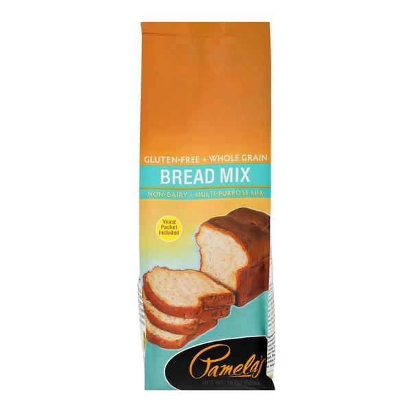 Whole Foods Market Pamelas Gluten Free Bread Mix