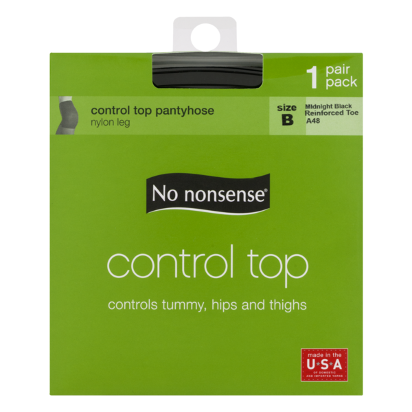 3b9574b926c No nonsense Control Top Pantyhose (1 ct) from Stop   Shop - Instacart