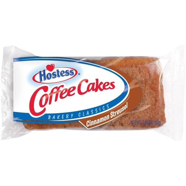 Hostess Cinnamon Streusel Coffee Cakes (2 89 oz) from CVS Pharmacy