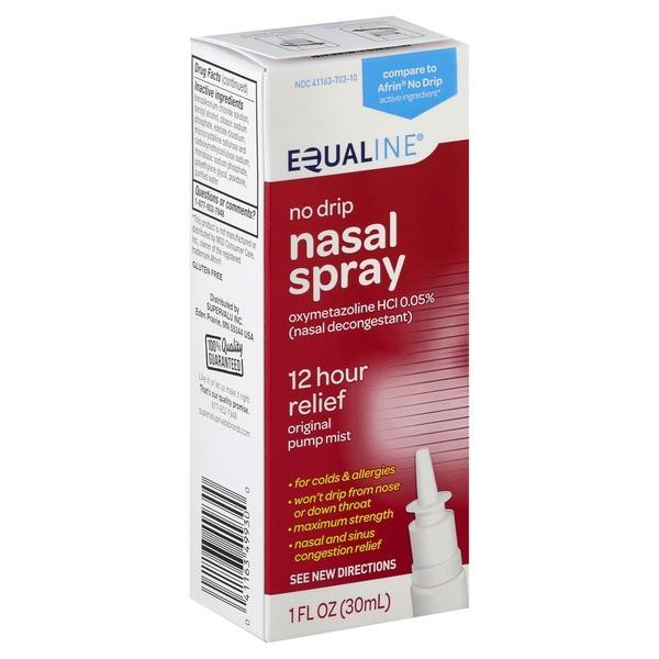 Equaline Nasal Spray (1 oz) from Cub - Instacart