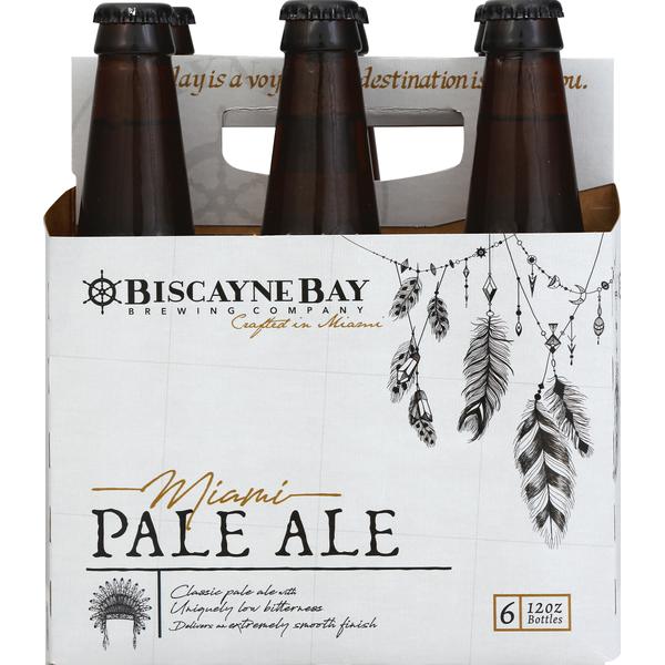 Biscayne Bay Beer, Pale Ale, Miami