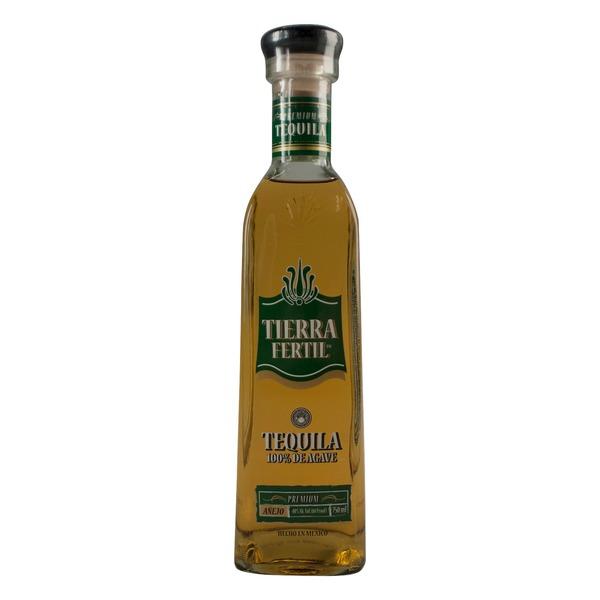 Tierra Fertil 100 Anejo Agave Tequila 750 Ml From Abc Fine Wine