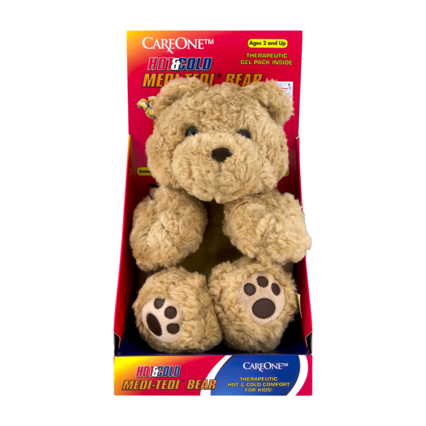 Careone hot cold medi tedi bear 10 ct from stop shop instacart careone hot cold medi tedi bear thecheapjerseys Gallery