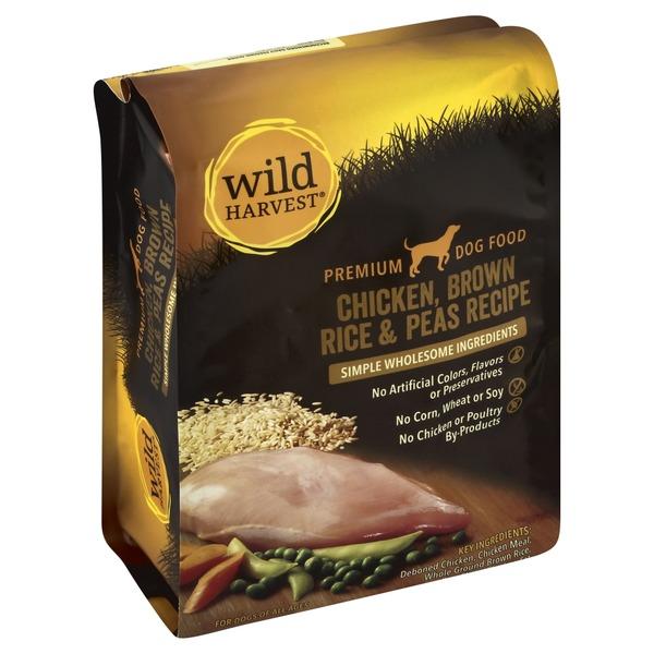 Wild harvest brown rice dog food chicken 4 lb from cub instacart wild harvest brown rice dog food chicken forumfinder Images