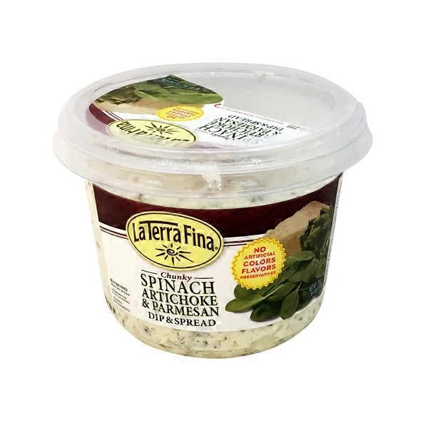La Terra Fina Spinach Artichoke Dip (31 oz) from Costco