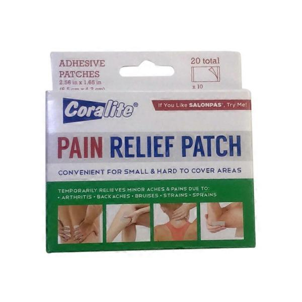 Coralite Pain Relief Patch Each From Superior Grocers