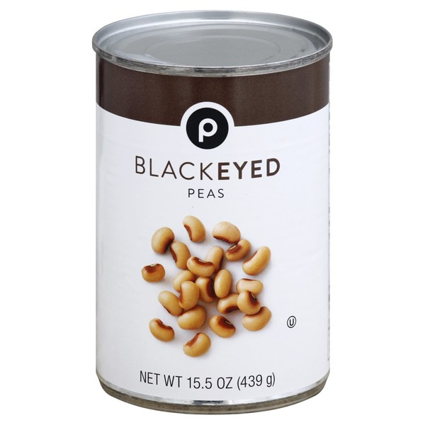 Publix Blackeyed Peas (15 5 oz) from Publix - Instacart