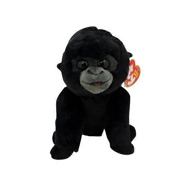 Beanie Babies Bo The Silverback Gorilla Plush Toy Each From