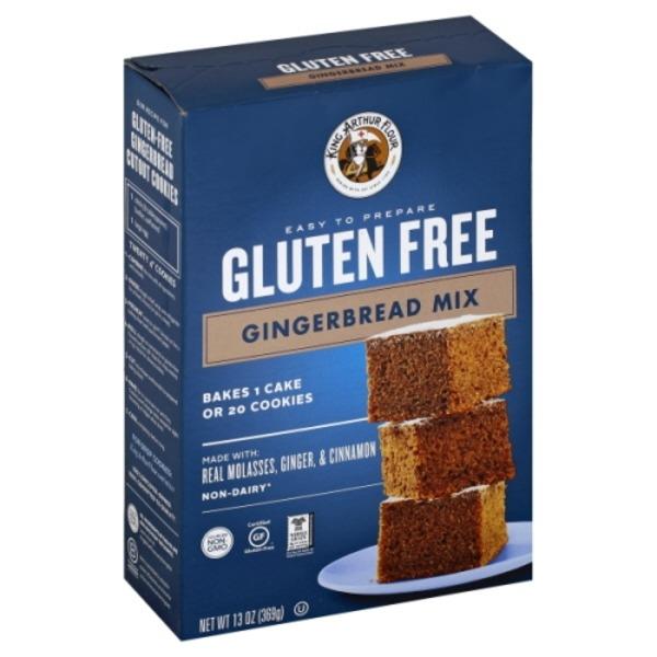 King Arthur Flour Gingerbread Mix Gluten Free 13 Oz From