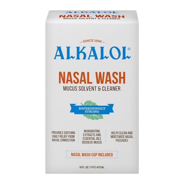 Alkalol Nasal Wash Mucus Solvent & Cleaner from Giant Food