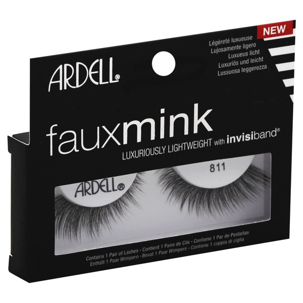 9aa5fa210ef Ardell Faux Mink 811 Lashes (each) from Fry's - Instacart