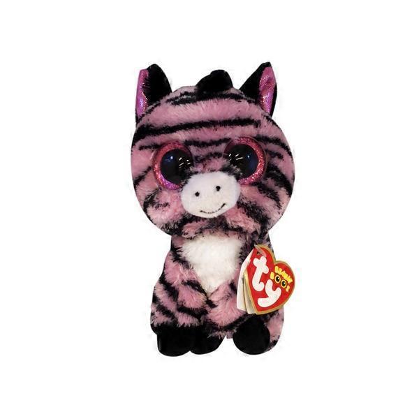 0bdd73ae3e6 Ty Beanie Boos Zoey The Zebra‑PINK from Price Chopper - Instacart