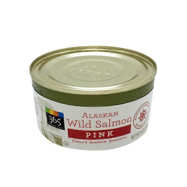 Whole Foods  Canned Salmon