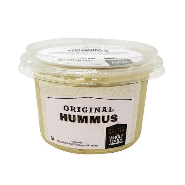 Whole Foods Market Original Hummus 16 Oz From Whole