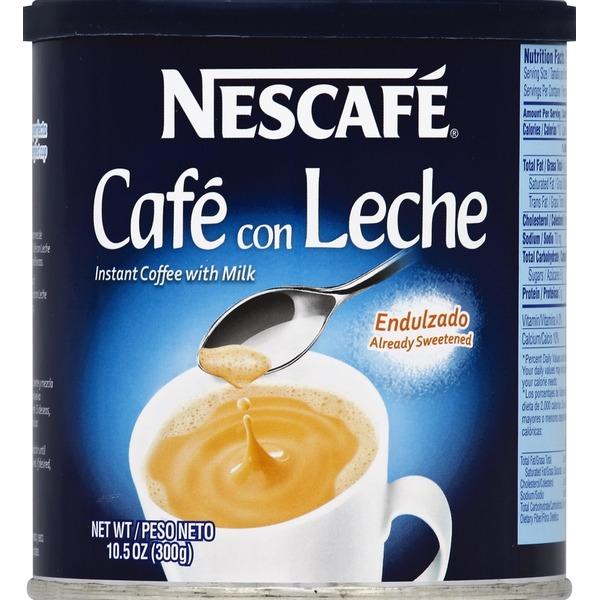 Nescafé Coffee, Instant, with Milk