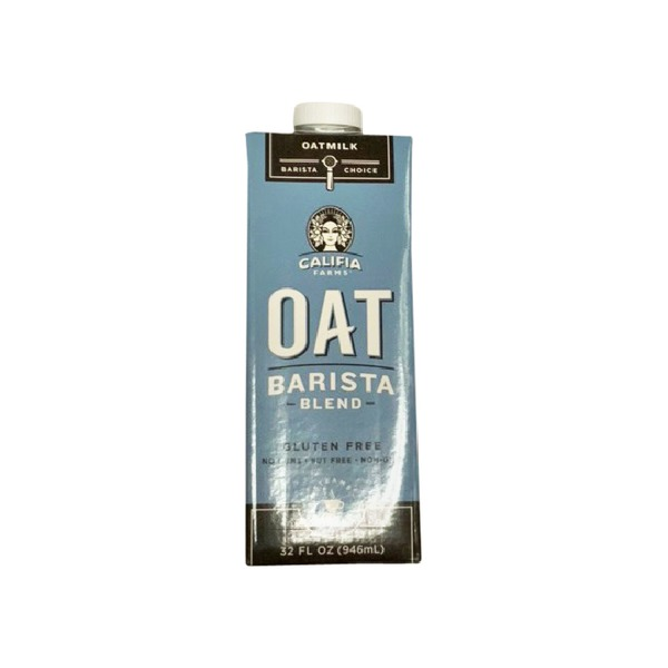 Califia Farms Oatmilk, Barista Blend (32 oz) from Sprouts