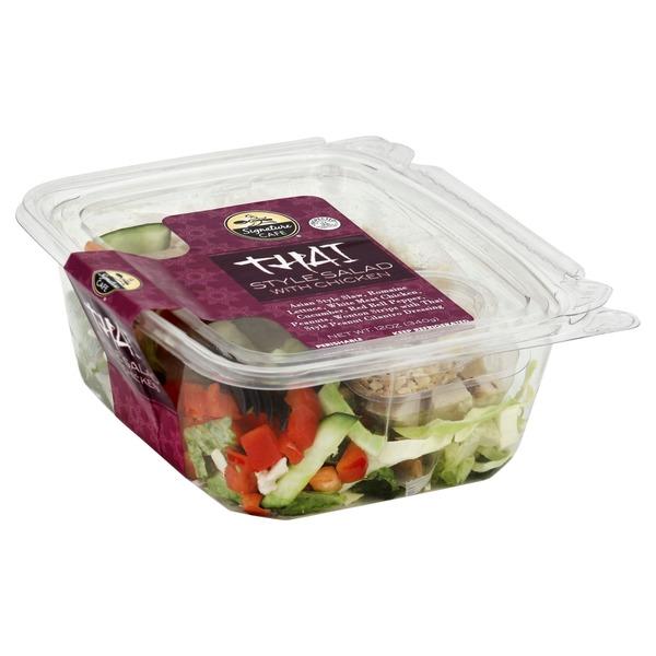 signature cafe salad at Safeway - Instacart