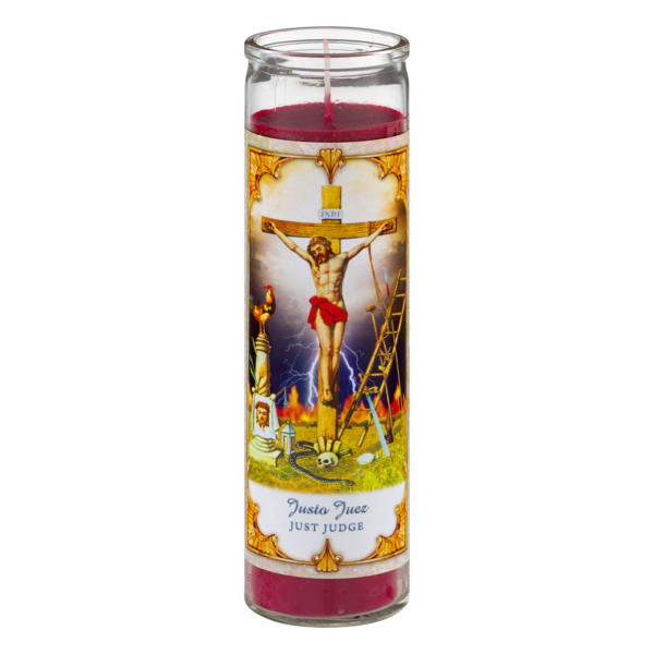 Prayer Candle Co  Just Judge (1 ct) from Giant Food - Instacart