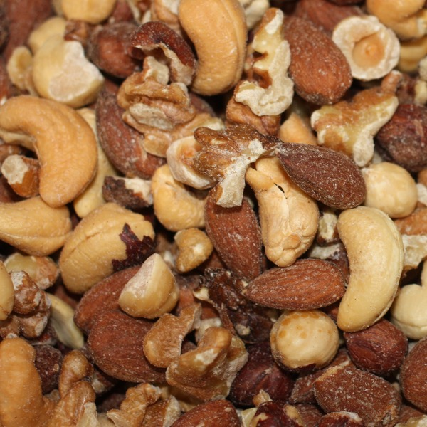 Organic Roasted Salted Mixed Nuts (each) from Rainbow