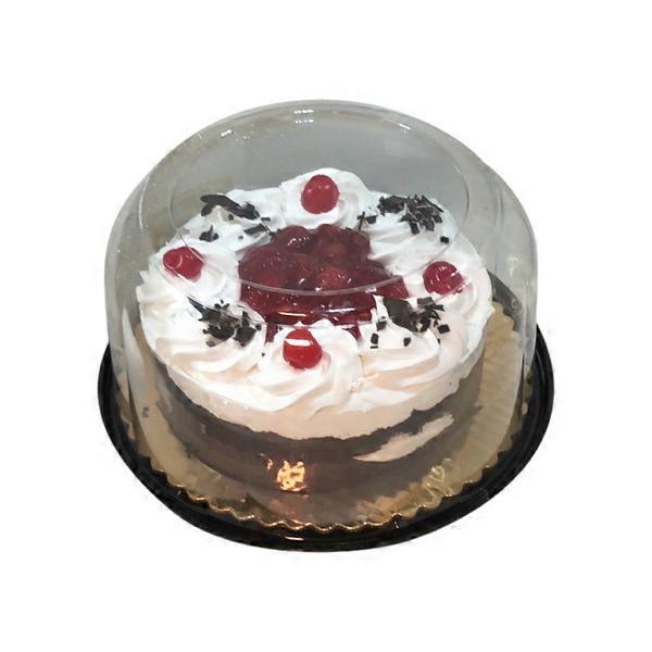 Tremendous One Layer Black Forest Boston Cake Each Instacart Funny Birthday Cards Online Unhofree Goldxyz