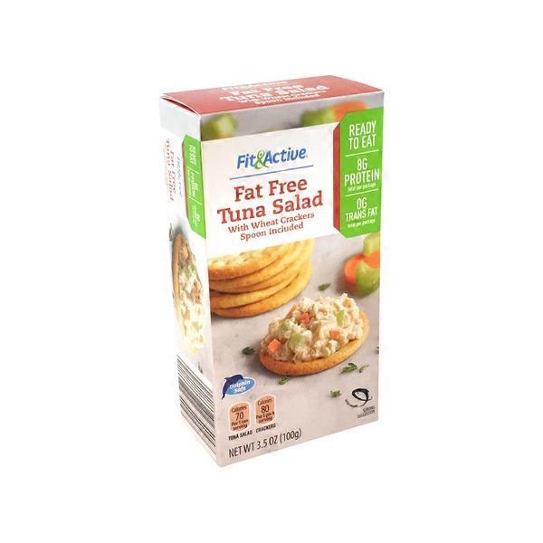 Fat Free Tuna Salad