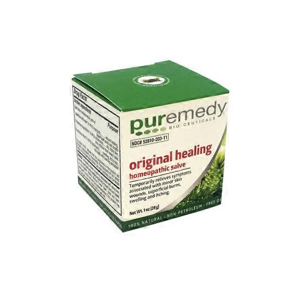 Puremedy Bio-ceuticals Original Healing Salve (1 oz) - Instacart