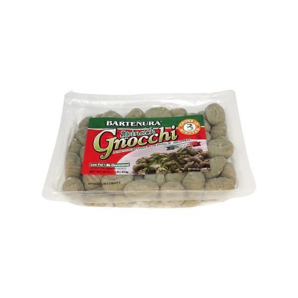 ff27609ce6767 Bartenura Spinach Potato Gnocchi (16 oz) from ShopRite - Instacart