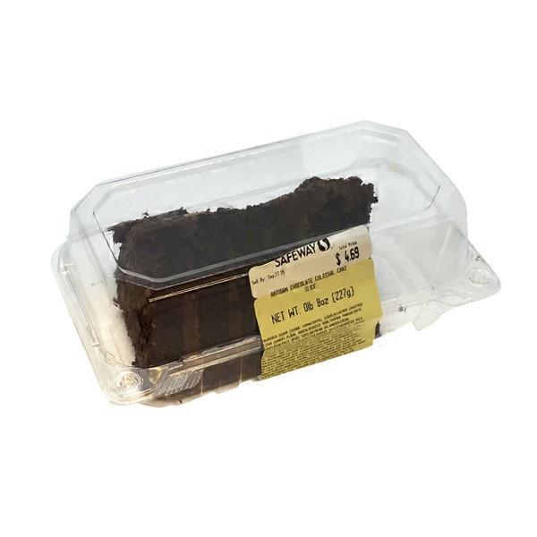 Signature Kitchen Artisan Chocolate Colossal Cake Slice 8